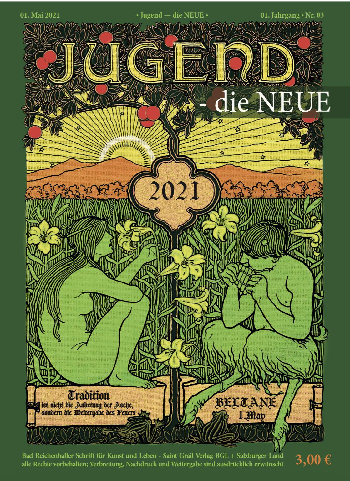 """Jugend — die Neue"": Neues Heft Nr. 03"